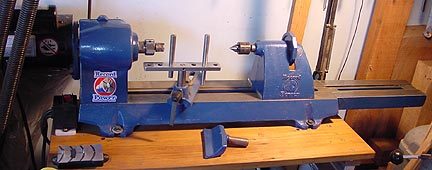 how to build a record lathe